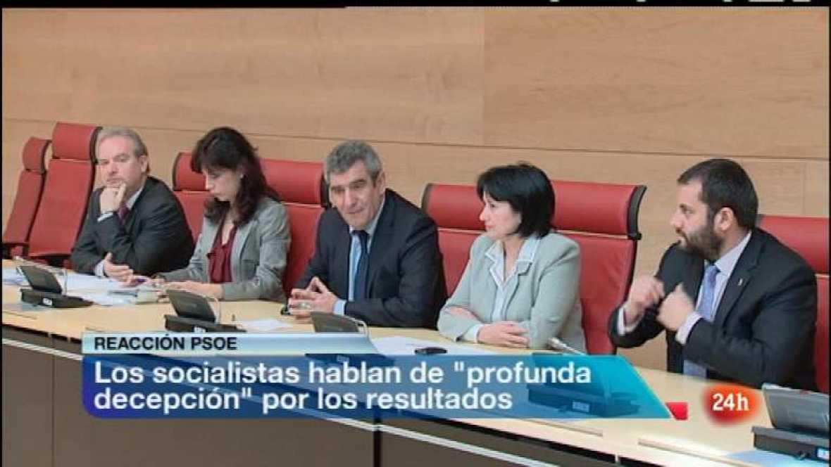 España en 24 horas - 24/04/12 - Ver ahora