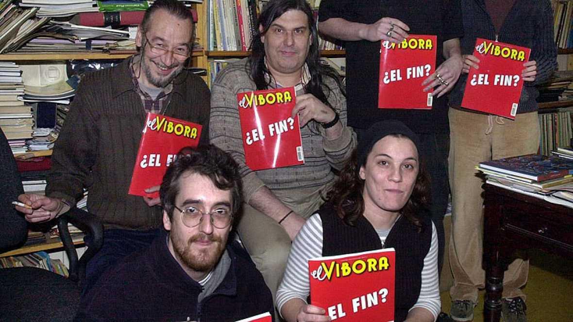 Fallece Josep Maria Berenguer, fundador de 'El Víbora'