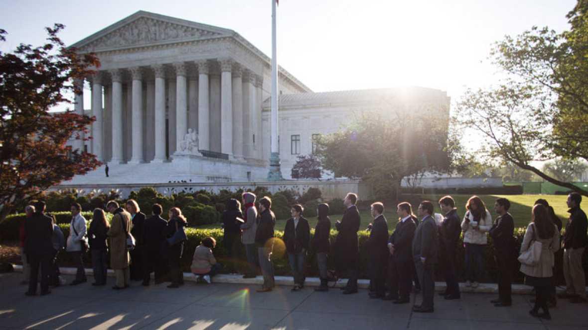 El Tribunal Supremo comienza a debatir hoy la ley de inmigración de Arizona