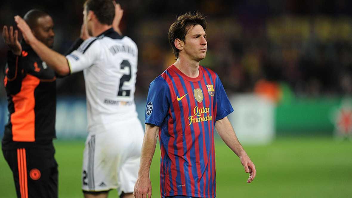 El Chelsea, infranqueable para el Barça