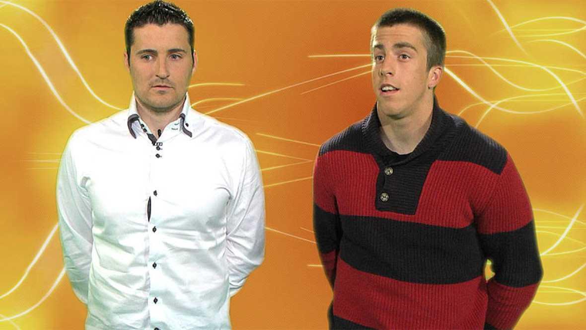 El test olímpico: piragüismo, con David Cal y Sete Benavides