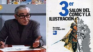 Salón del Cómic de Barcelona (3º edición, 1983)