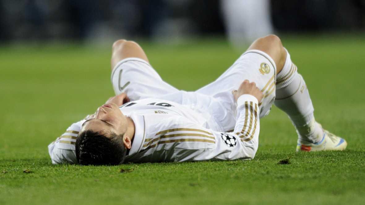 El Madrid se quedó a las puertas de la final