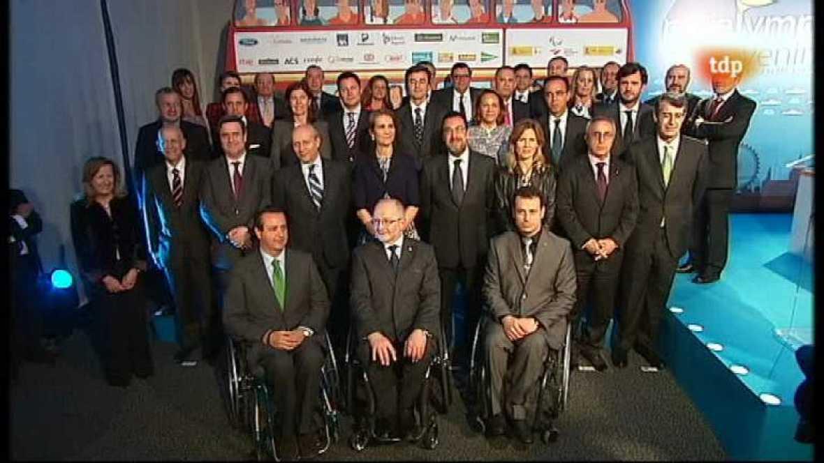 Paralímpicos - 26/04/12 - ver ahora