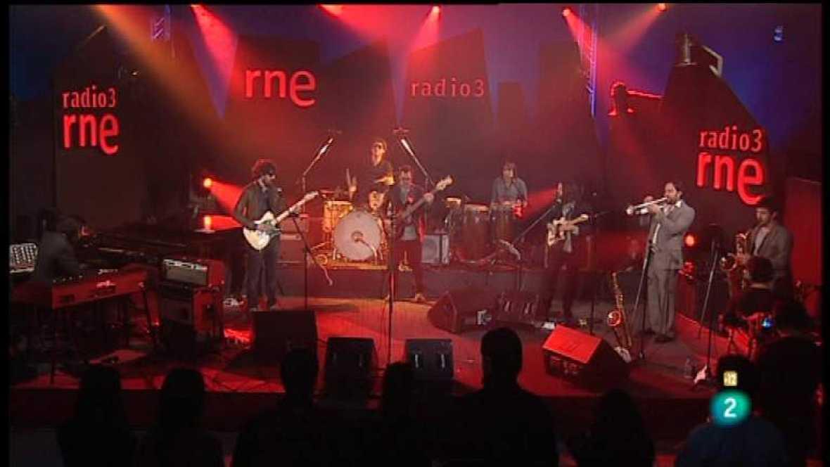 Los conciertos de Radio 3 - Siete Pulgadas Band - ver ahora