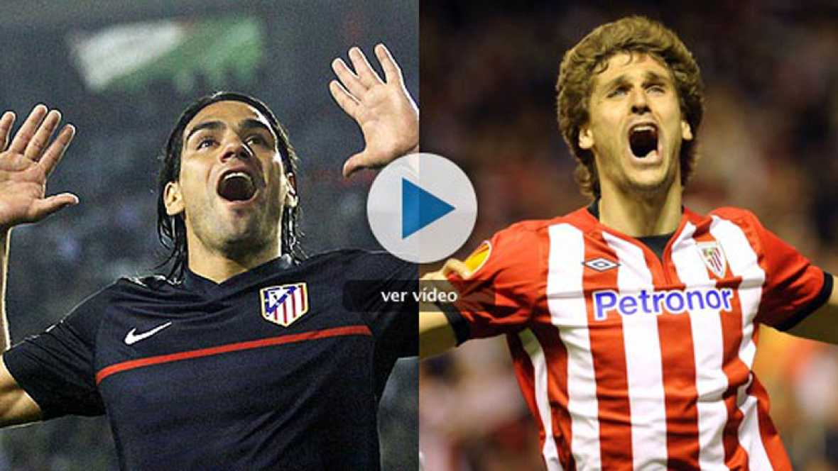 El Atlético de Madrid, en la final de la Europa League