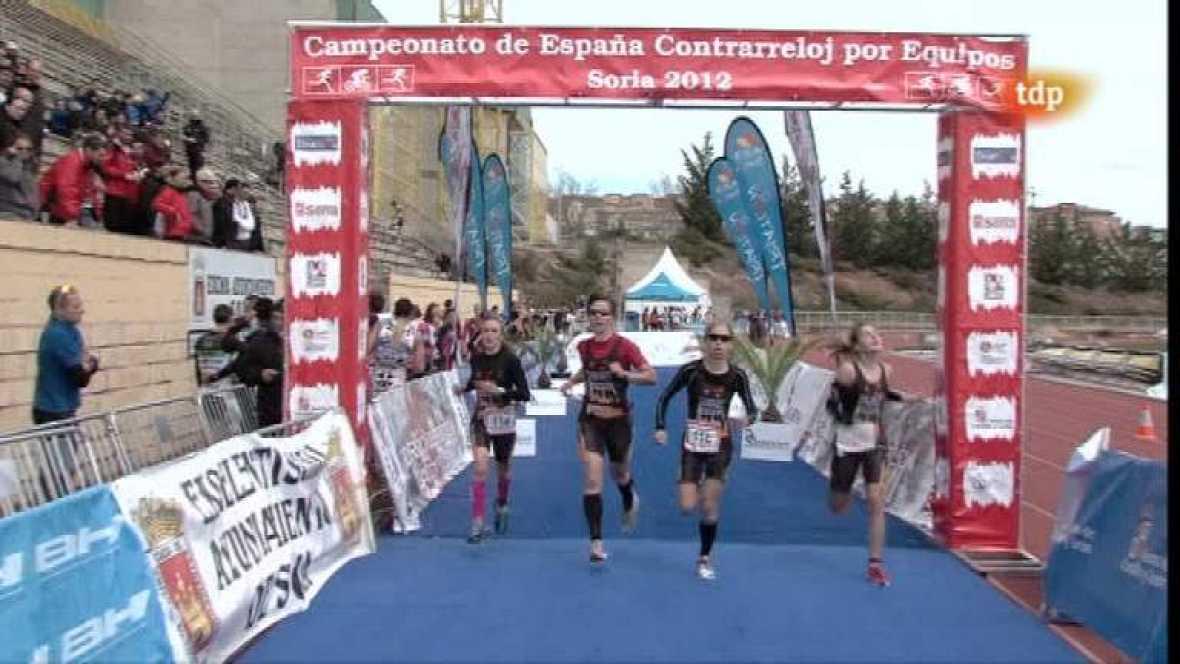 Duatlón - Campeonato de España contrarreloj por equipos - Ver ahora