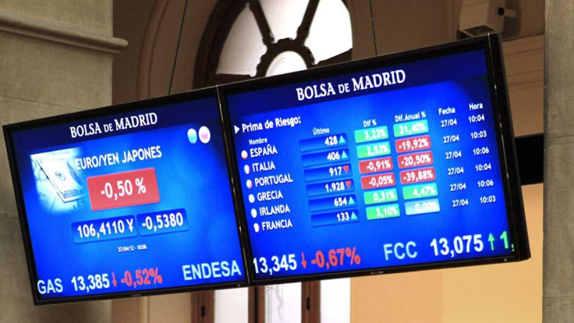El Ibex-35 sube un 1,69%