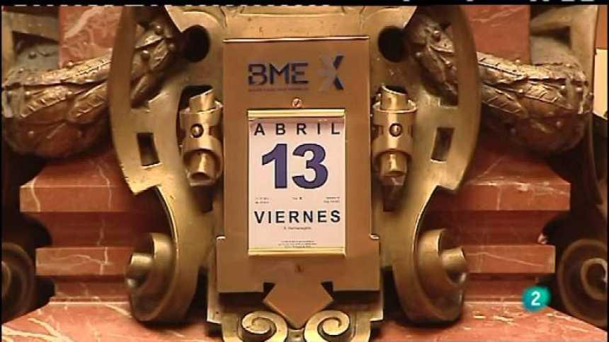 La 2 Noticias - 27/04/12