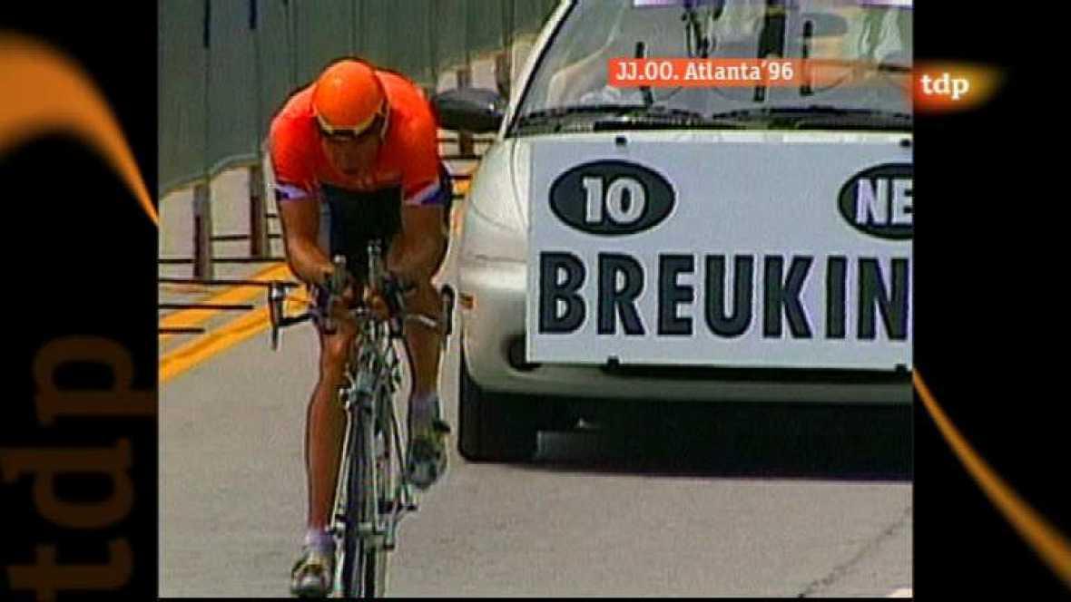 Londres en juego - Atlanta 1996 - Ciclismo contrarreloj - Ver ahora