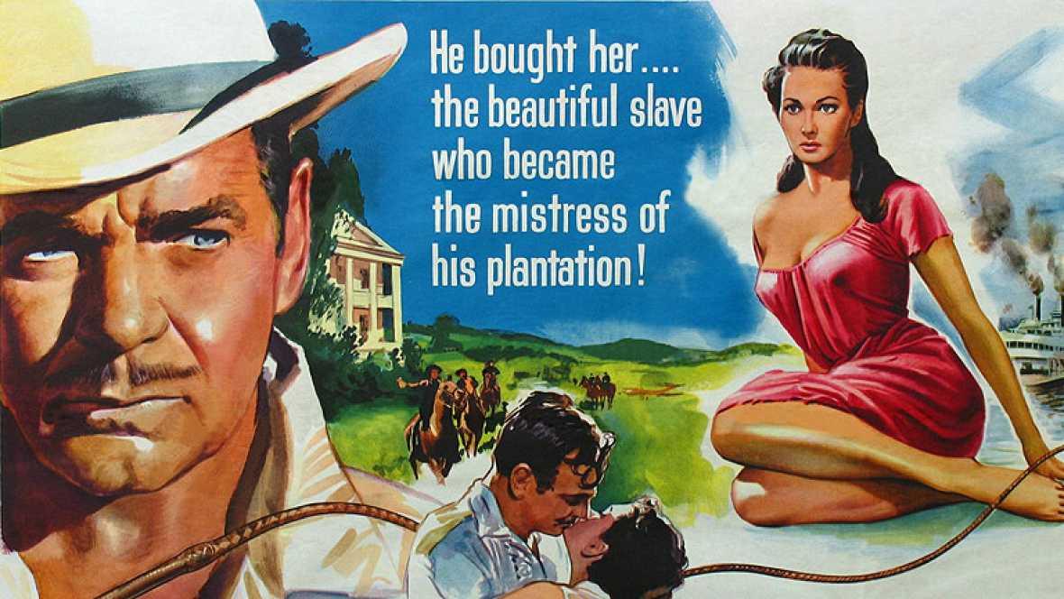 Clásicos de La 1: 'La esclava libre', con Clark Gable e Ivonne De Carlo