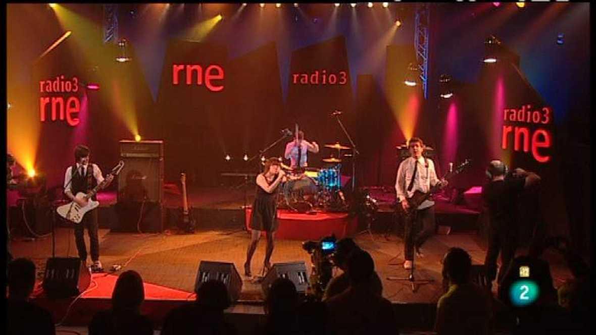 Los conciertos de Radio 3 - Resumen semanal - ver ahora