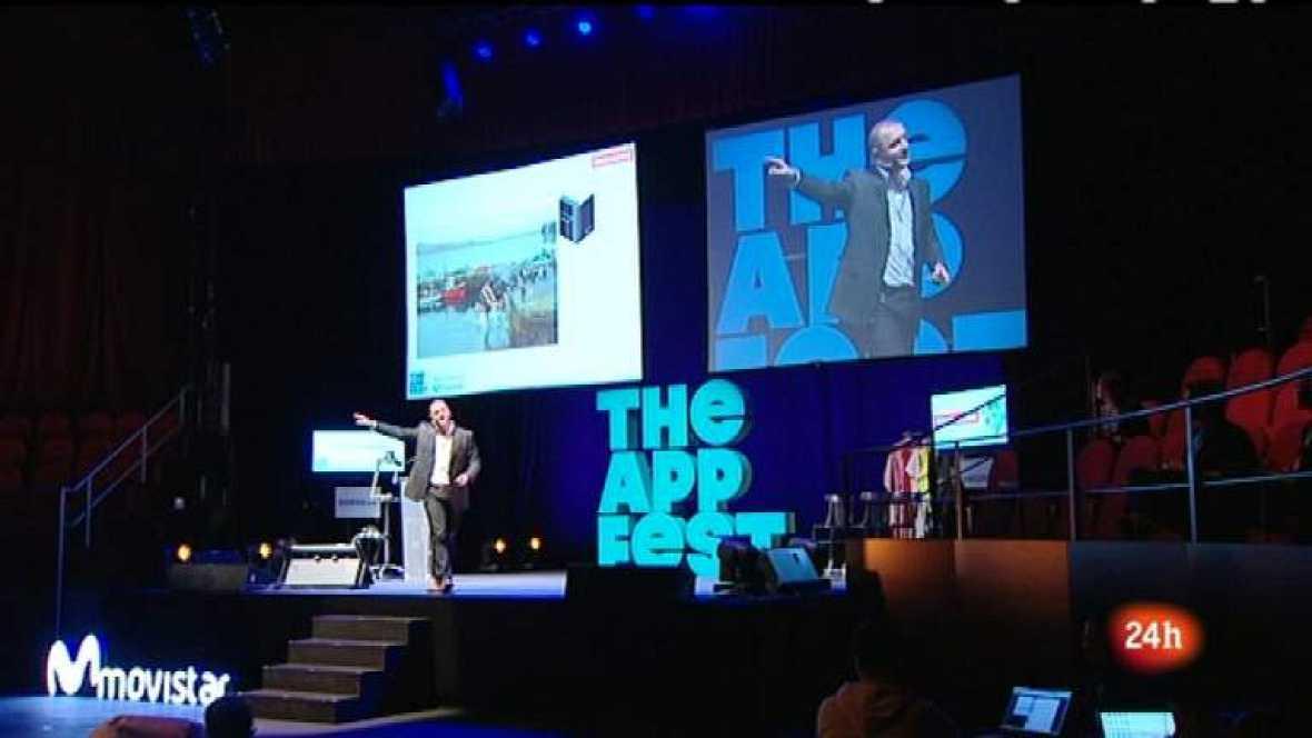 """Zoom Net - Primera edición de """"The App Fest"""" en Madrid - 28/04/12 - Ver ahora"""