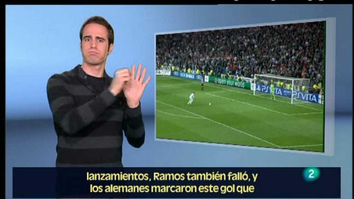 En lengua de signos - 28/04/12 - ver ahora