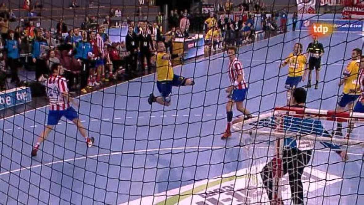 Balonmano - Liga de Campeones EHF - BM At. Madrid-RK Cimos Koper - Ver ahora