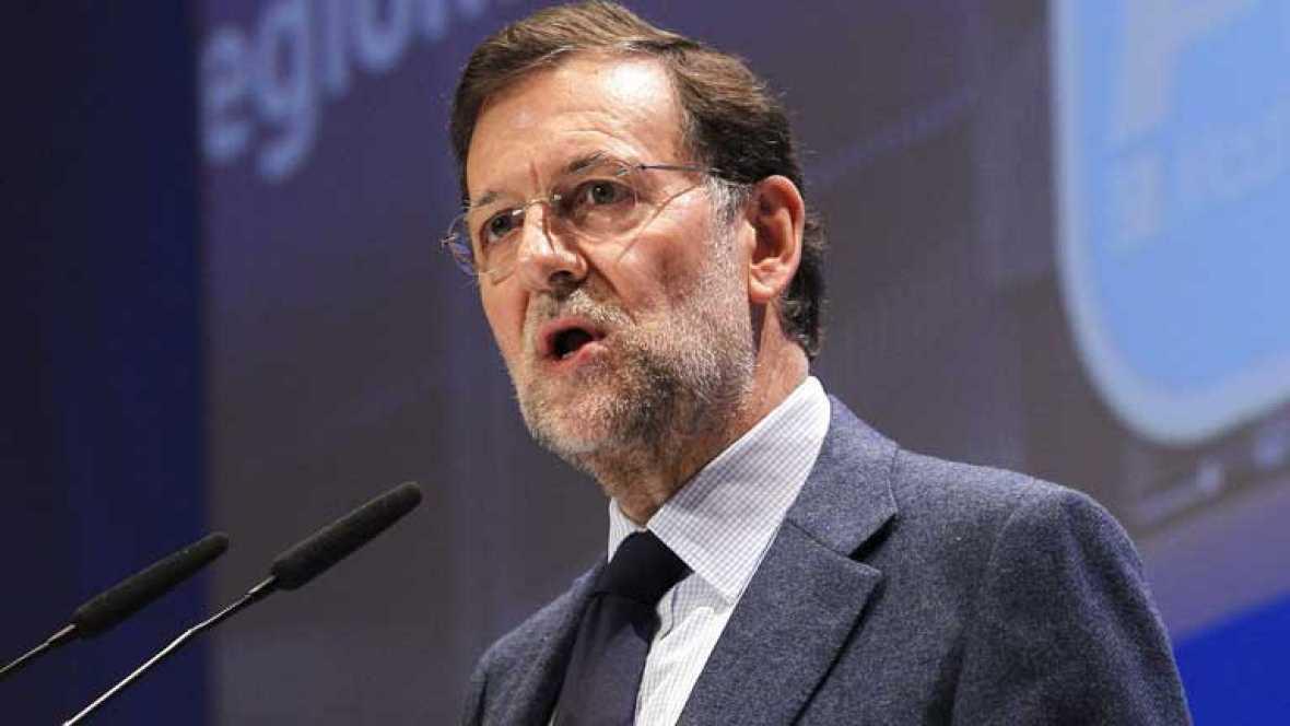 Rajoy apoyará las medidas de crecimiento que salgan del Consejo europeo