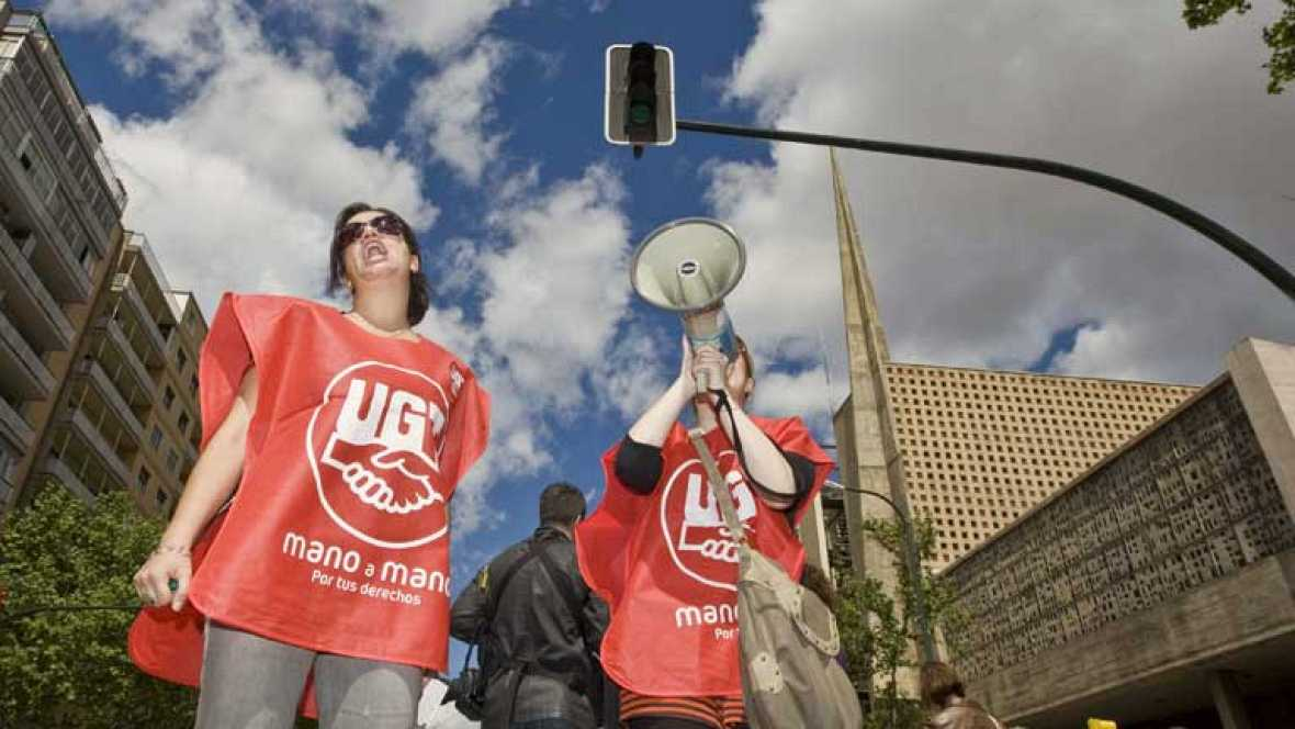 Manifestaciones en defensa de la Sanidad y la Educación Pública en 50 ciudades españolas