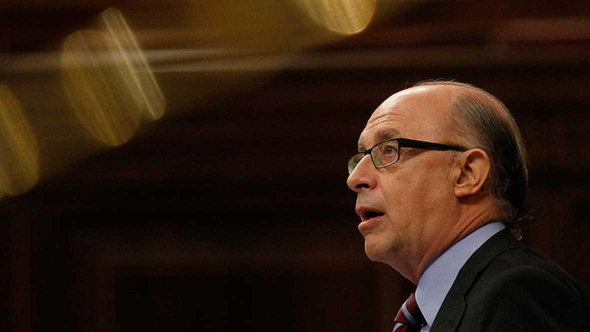 Las CC.AA. presentan este lunes a Hacienda sus planes de ajuste
