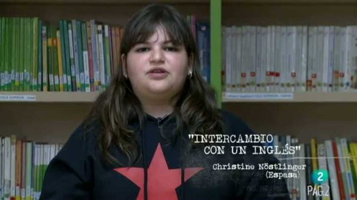 "Página 2 - Mini club de lectura: ""Intercambio con un Inglés"""