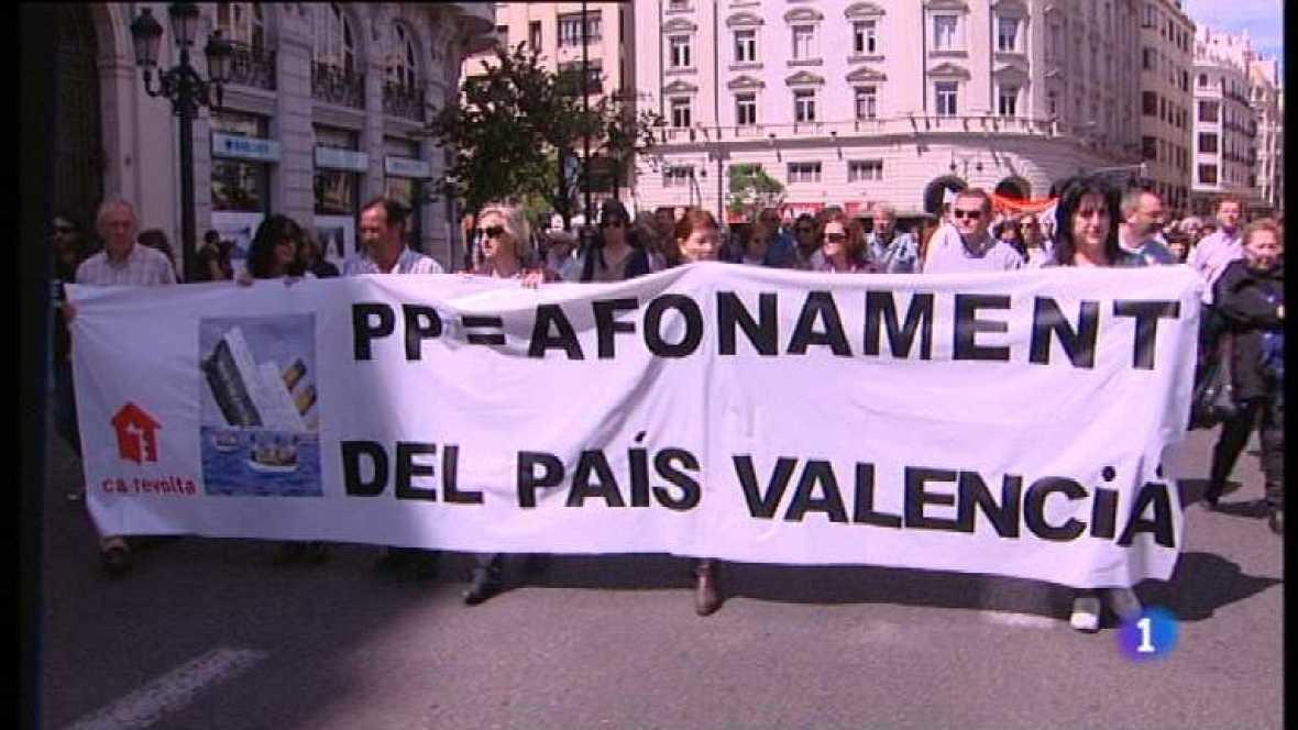 L'Informatiu - Comunitat Valenciana - 30/04/12 - Ver ahora