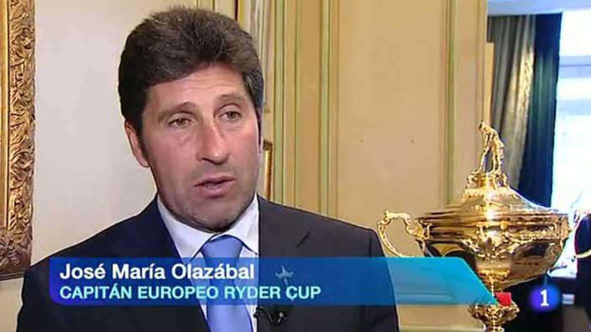 La Ryder Cup de Golf, de paseo por Madrid