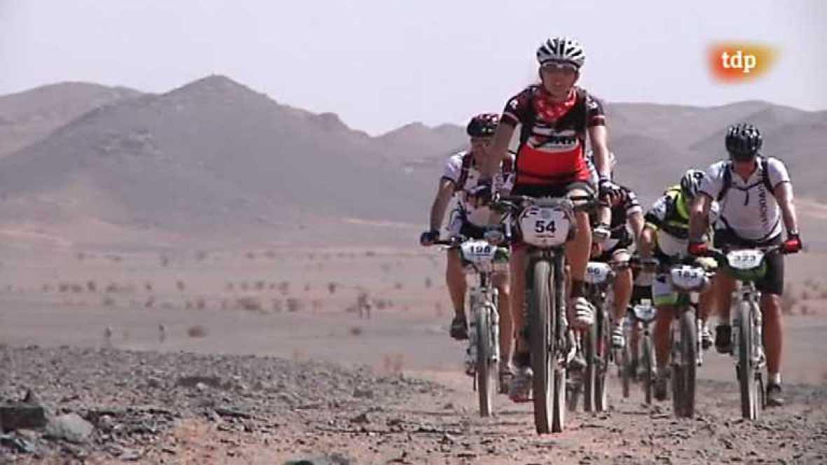 Mountain Bike - Titan Desert. 2ª etapa - Ver ahora