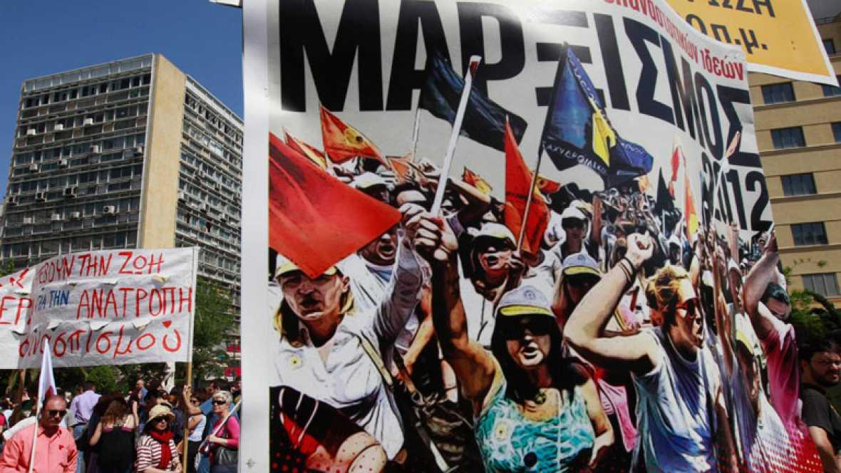 Miles de personas de todo el mundo salen a las calles en el Día Internacional del Trabajo