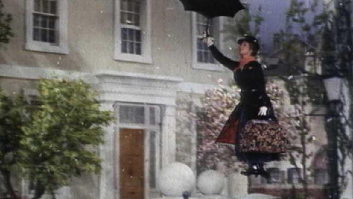 El viaje de Mary Poppins, de la literatura a la gran pantalla
