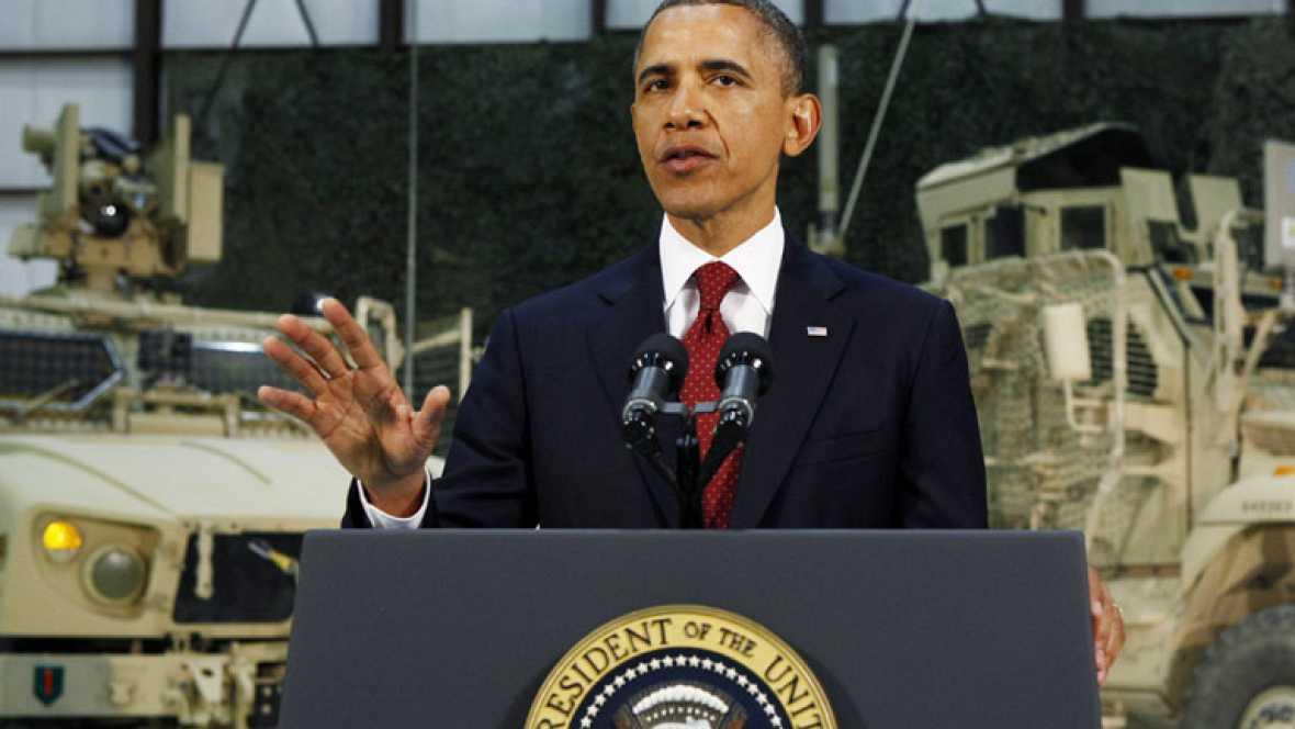 Obama viaja por sorpresa a Afganistán para firmar un acuerdo estratégico