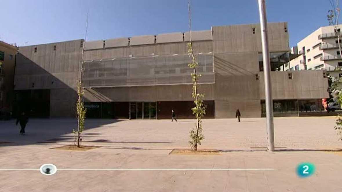 Continuarà - La filmoteca de Catalunya ha inaugurat nou edifici