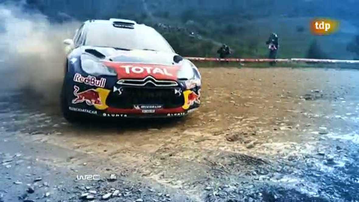 WRC. Resumen Rally Argentina 2012