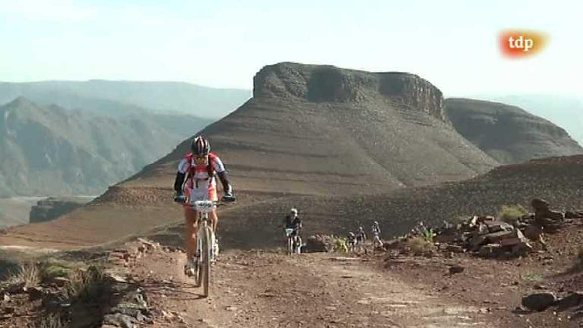 Mountain Bike - Titan Desert - Resumen 4ª etapa - Ver ahora