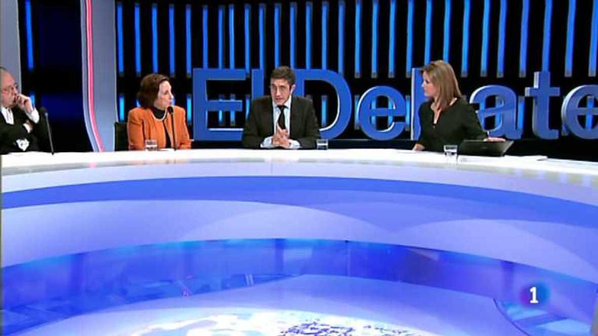 El debate de La 1 - 02/05/12 - ver ahora