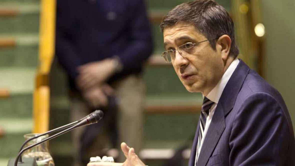 El Gobierno vasco recurrirá los ajustes en sanidad y educación del Gobierno central