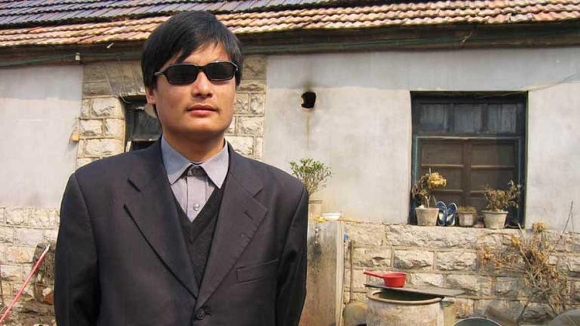 El disidente Chen se convierte en un tema incómodo entre EE.UU y China