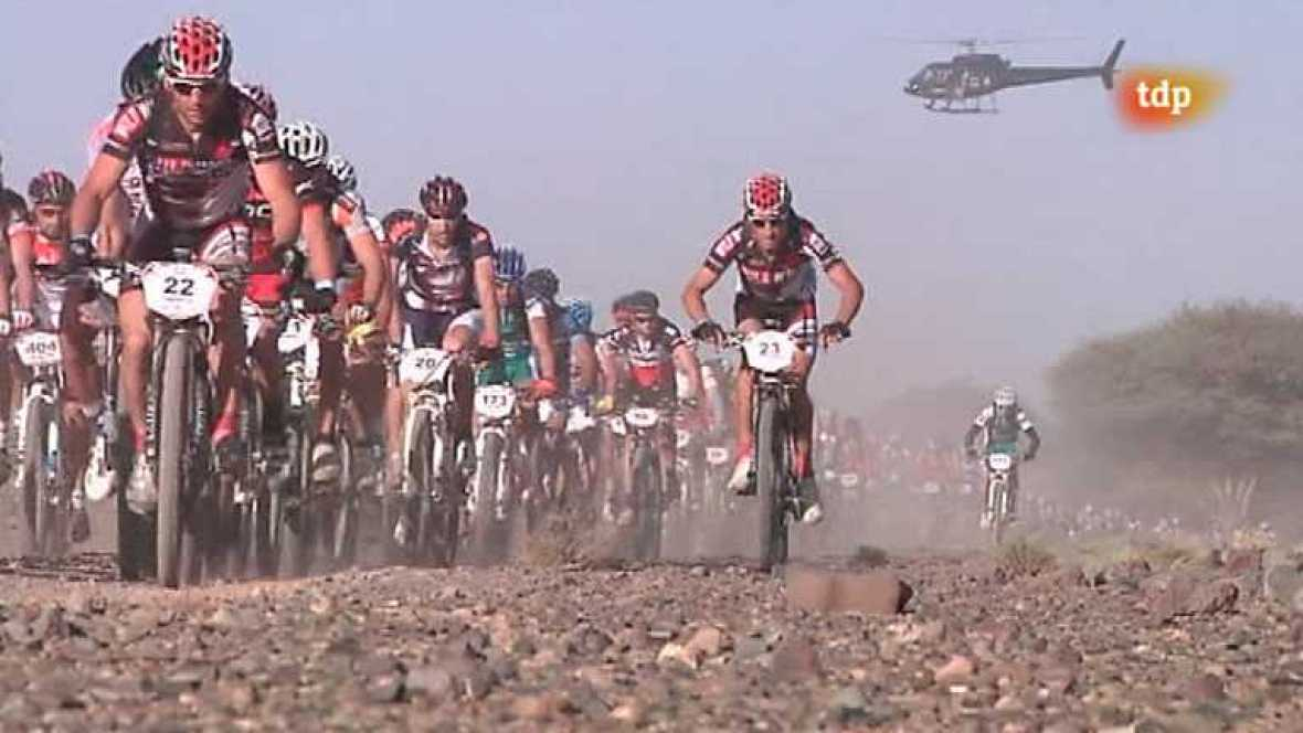 Mountain Bike - Titan Desert. Resumen 6ª etapa - Ver ahora