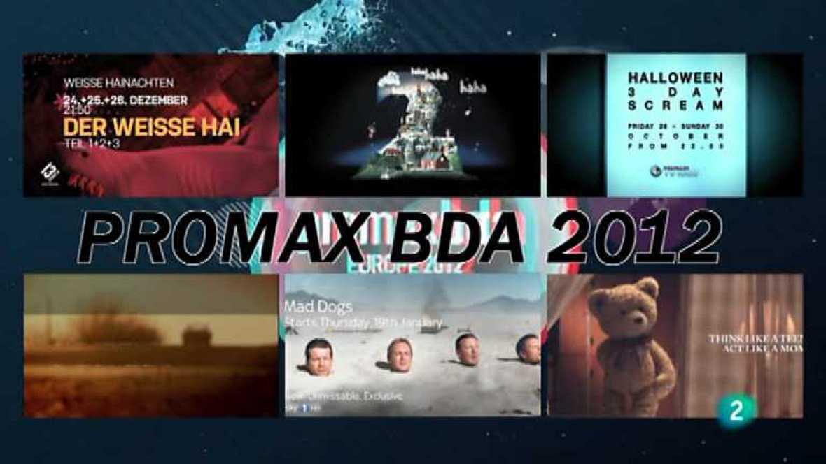Metrópolis - PROMAX BDA 2012 - Ver ahora