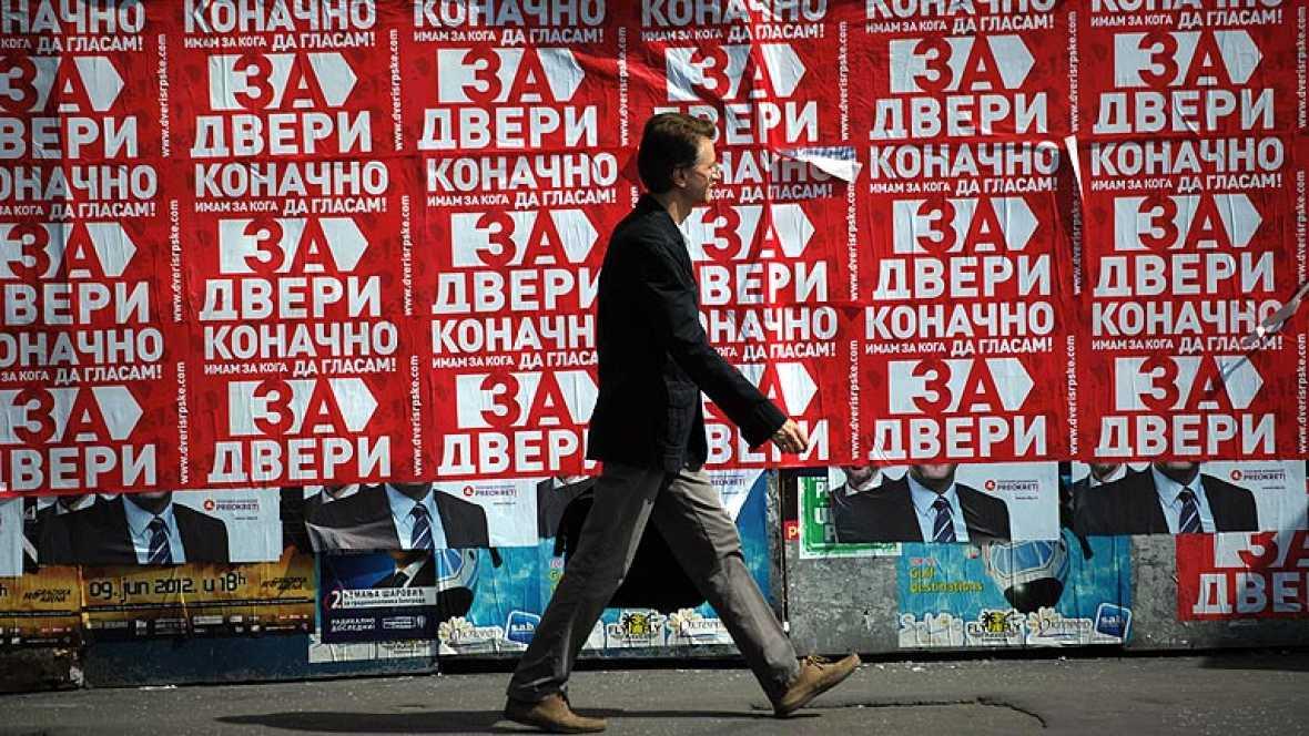 Serbia celebra elecciones este domingo