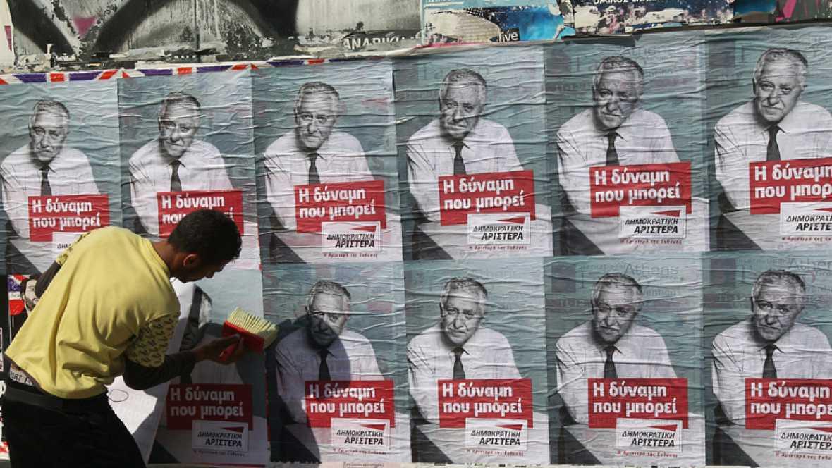 Jornada de reflexión en Grecia,
