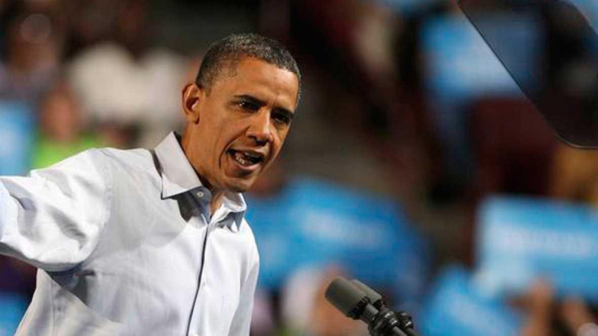 """Obama pide en su arranque de campaña electoral """"las mismas reglas para todos"""""""