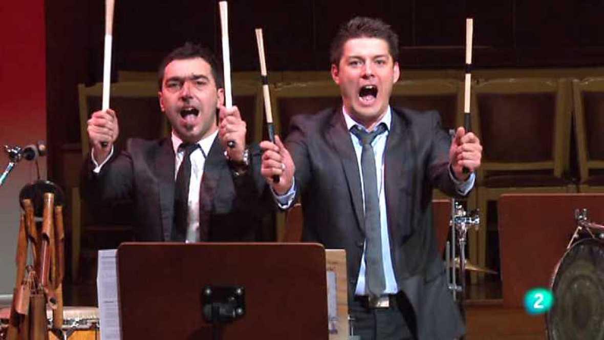 Los conciertos de La 2 - Ciclo de cámara 2012: Tambores del mundo - ver ahora