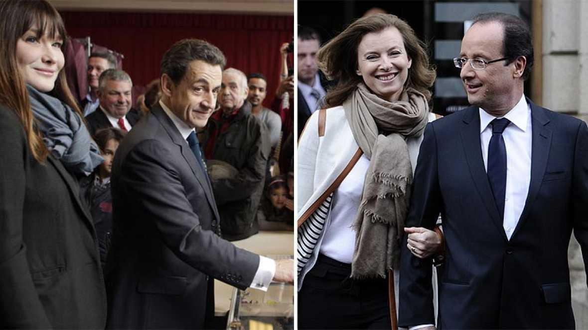 ¿Sarkozy u Hollande? Francia elige hoy al presidente de la República