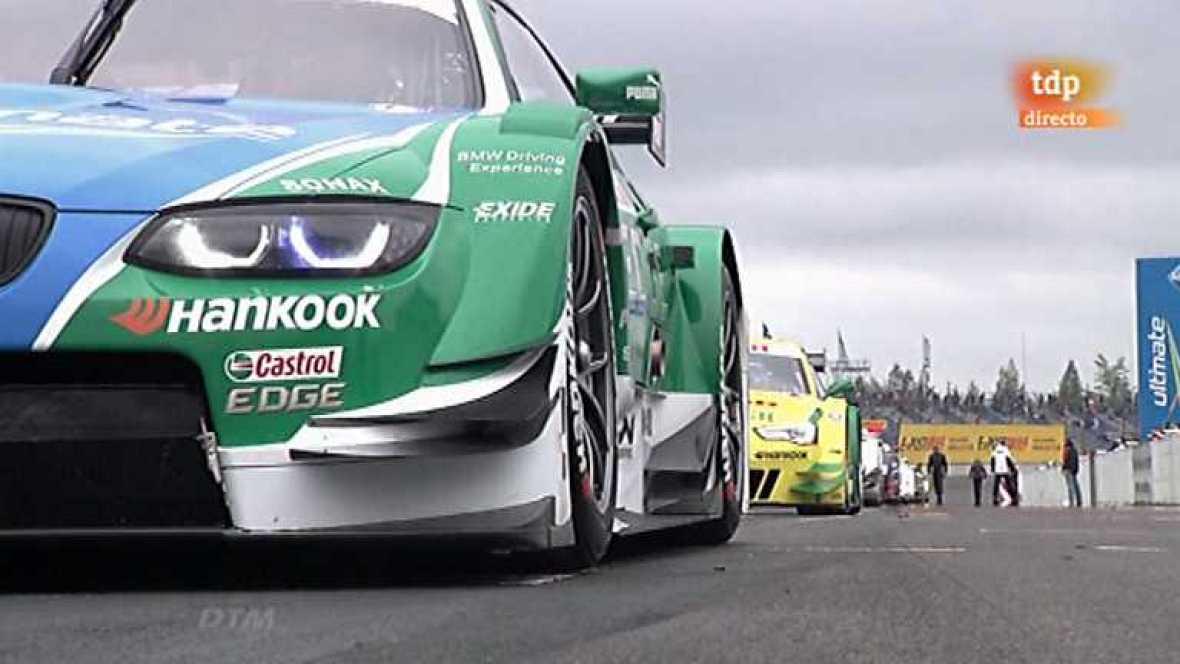 Automovilismo - DTM 2012. 2ª prueba desde Lausitzring - Ver ahora