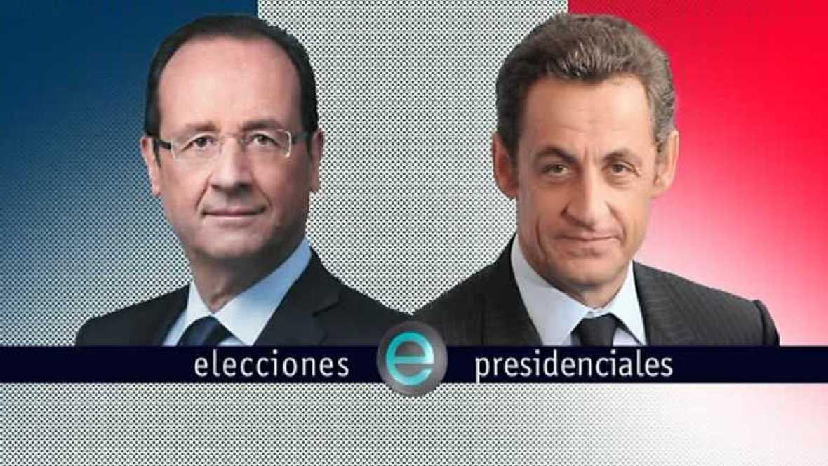 La noche en 24 horas - Especial elecciones Francia 2012. Parte 1 - Ver ahora