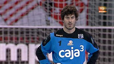 Balonmano - Liga Asobal - BM Atlético de Madrid - Caja3 BM Aragón - ver ahora