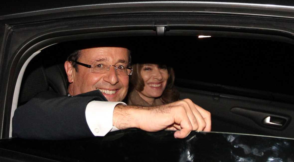 ELECCIONES PRESIDENCIALES FRANCIA 2012