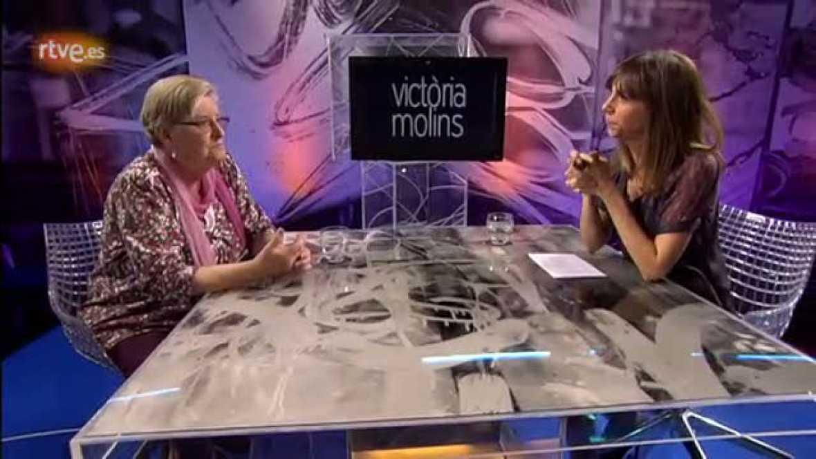 """Gent de paraula - Maria Victòria Molins: """"Si el celibat és una renúncia, no té sentit"""""""