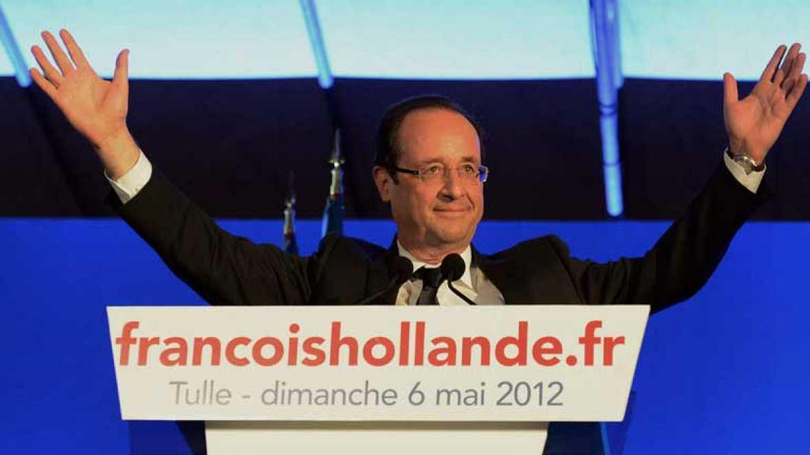 Los socialistas vuelven a la presidencia de Francia tras 17 años