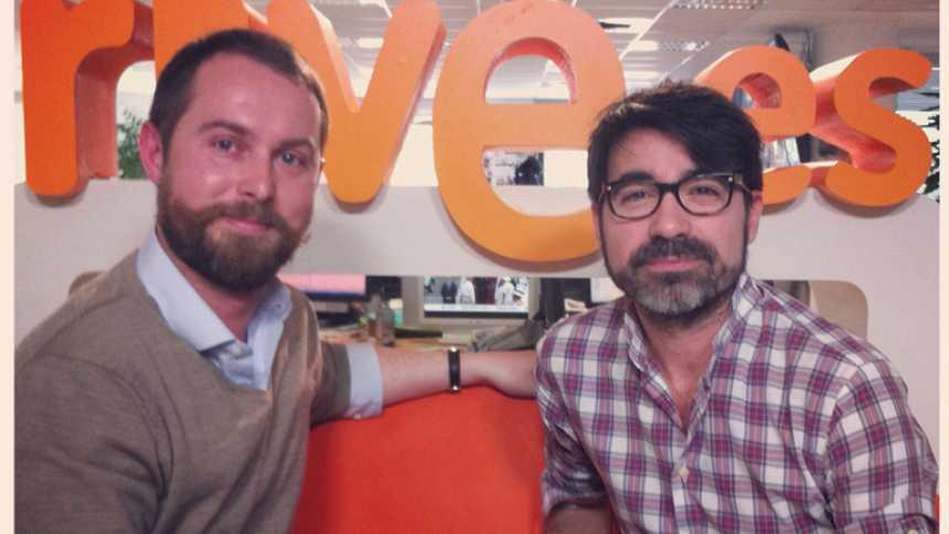 'La Vida al Bies' entrevista a Nicolas Vaudelet