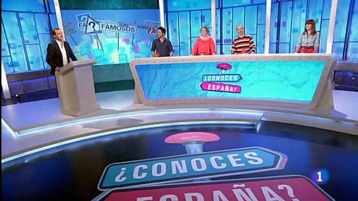 ¿Conoces España? - 07/05/12 - ver ahora
